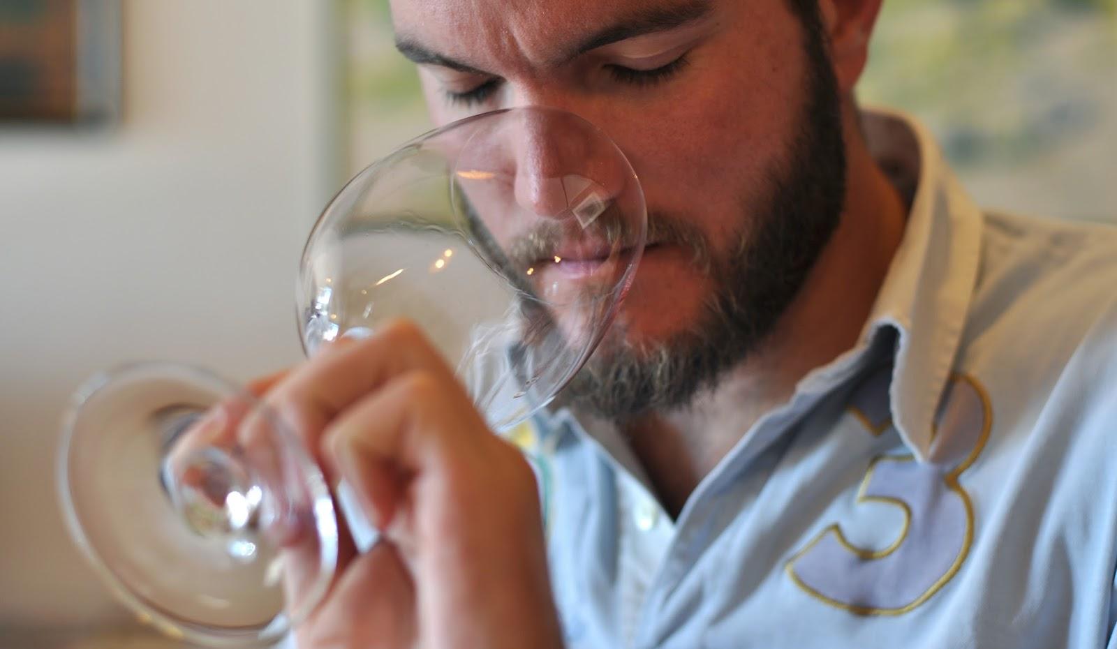 Winetasting Barolo