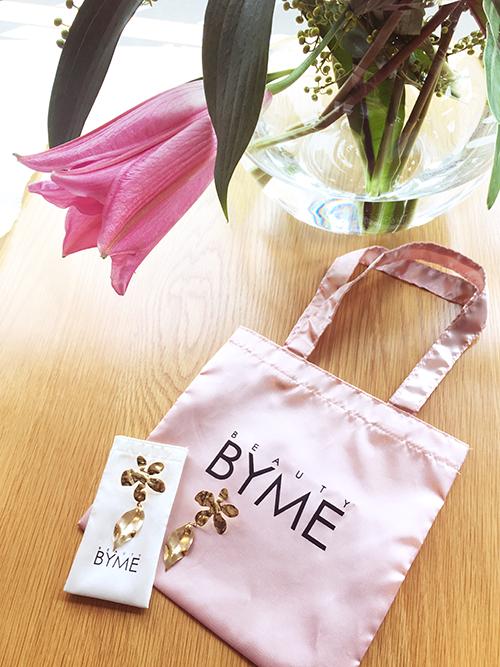株式会社BYME様よりご依頼いただいたアクセサリー用のショッパー&保護袋です