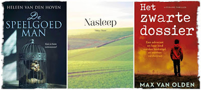 Planning voor juli 2020 te lezen boeken van Geleen van den Hoven, Tinka Floor en Max van Olden