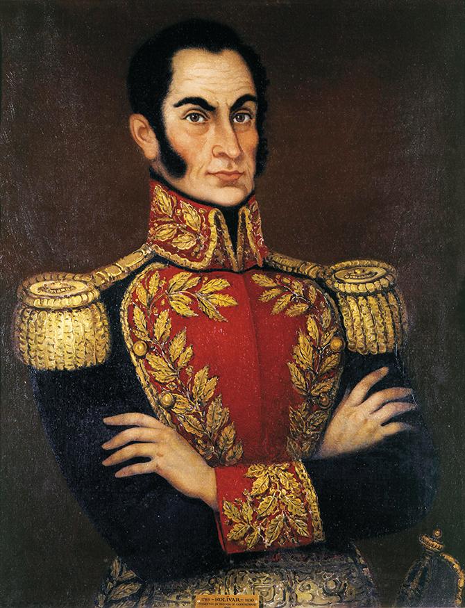 Bolívar de Masur - Simón Bolívar