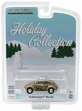 Vokswagen Beetle Holiday Collections Greenlight