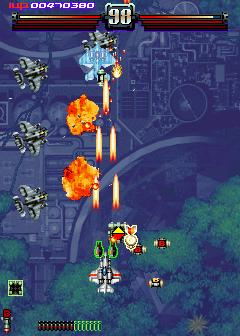 Change Air Blade+arcade+game+portable+retro+shoot'em up+download free