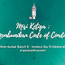 Misi Ketiga : Membumikan Code of Conduct