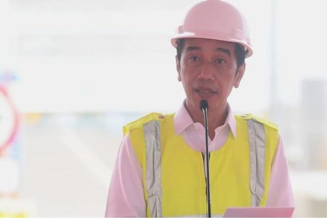 Presiden Jokowi ajak Semua Masyarakat Indonesia Harus Bersatu Melawan Terorisme
