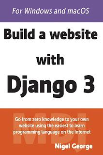 Build a Website With Django 3 PDF Github