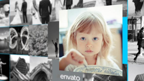Wall Slideshow[Videohive][After Effects][10600021]