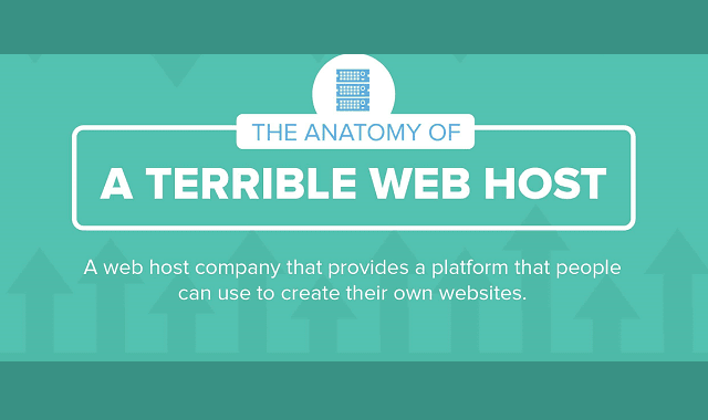 The Anatomy of a Terrible Web Host