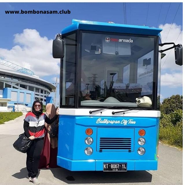 Balikpapan City Bus