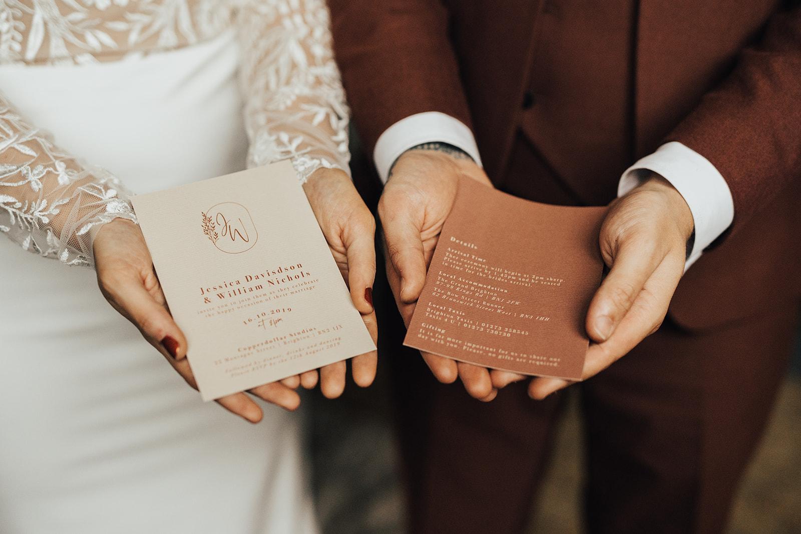 rebecca carpenter photography stationery wedding invitations invites menus signage