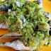 Kumpulan Resep Ikan Kembung Goreng Garing Pedas Sambal Hijau Terbaru