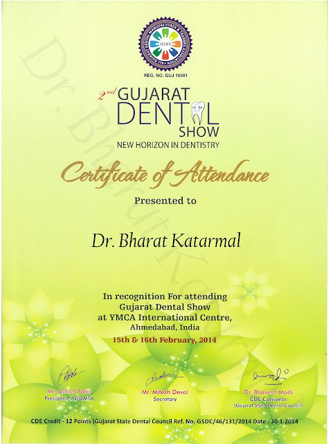 Gujarat Dental Show 2014