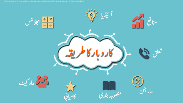 karobar karne ka tarika business ideas in pakistan