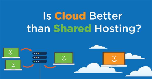 Perbedaan Cloud Hosting VS Shared Hosting