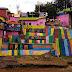 Kampung Warna-Warni : Transformasi Kampung Kumuh Menjadi Kampung Wisata
