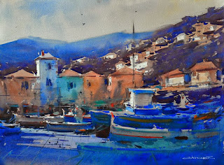 vistas-de-playas-costeras-pintura