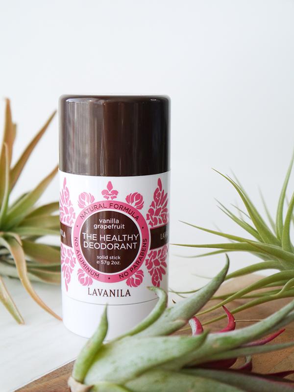 Lavanila Deodorant in Vanilla Grapefruit