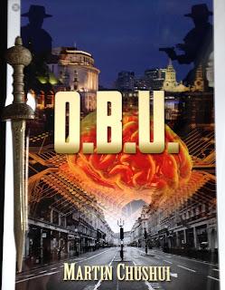 Portada del libro O. B. U. de Martin Chu Shui