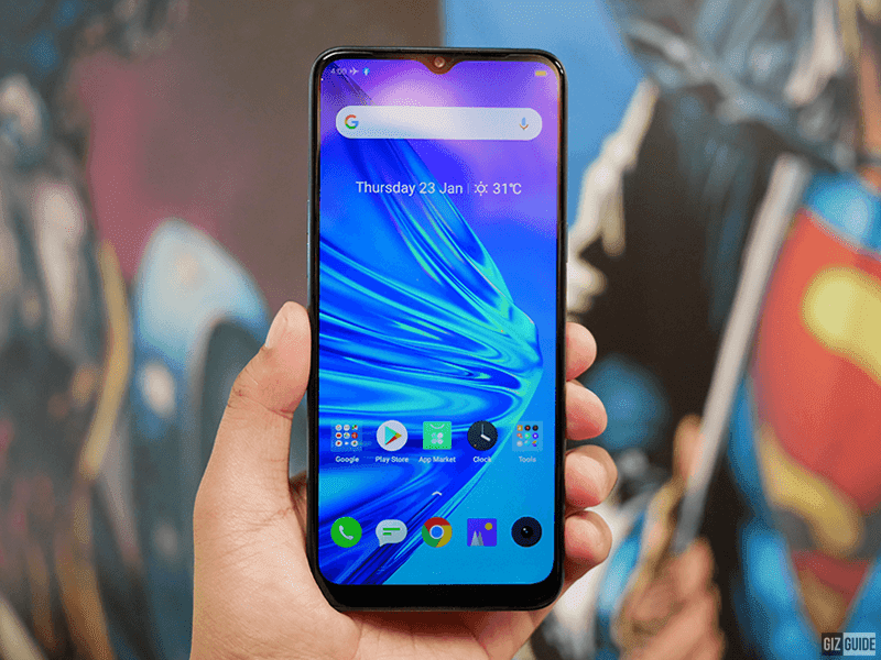 Realme 5i now official in the Philippines, arguably the best for ...