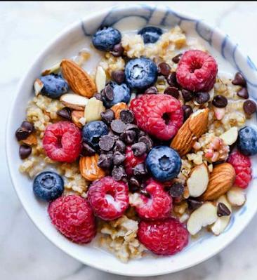 makanan yang baik dikonsumsi saat diet