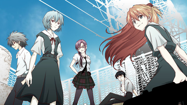 Evangelion: 2.0 You Can (Not) Advance Movie BD Subtitle Indonesia