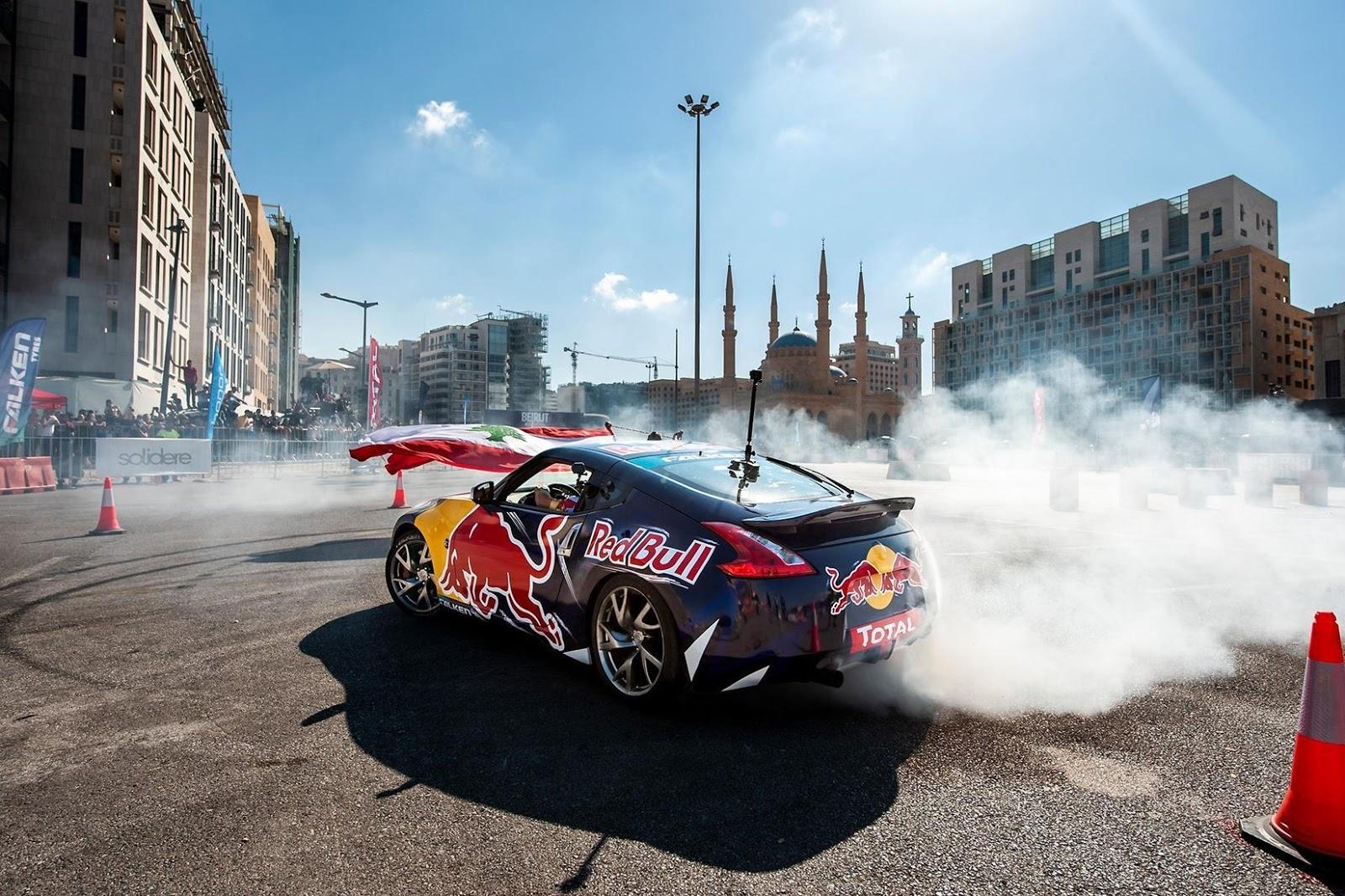 red bull drifting world championship