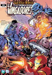 Vingadores #20