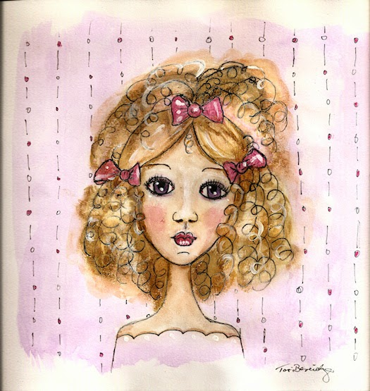 Curly by Tori Beveridge