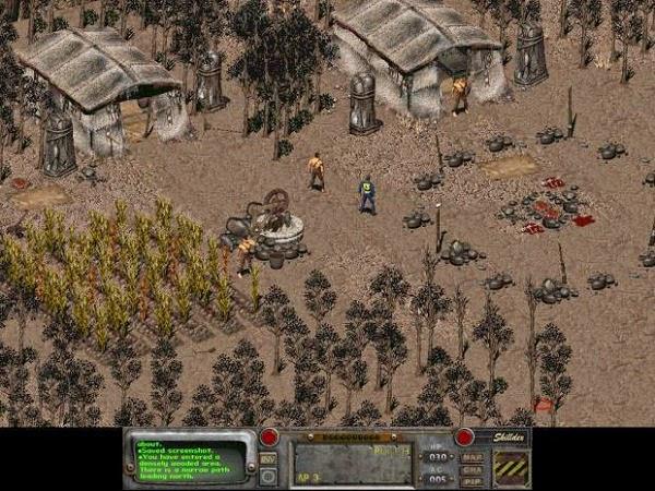 Vault-Tec | Fallout Blog: Fallout 2
