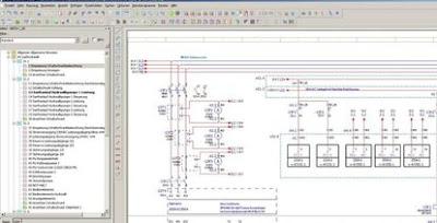 برنامج رسم الدوائر الإلكترونية و المحاكاة CAD Target 3001