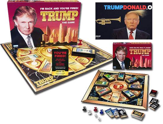 Museum of Failure - Donald Trump Game
