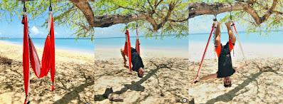 Beneficios Yoga Aéreo