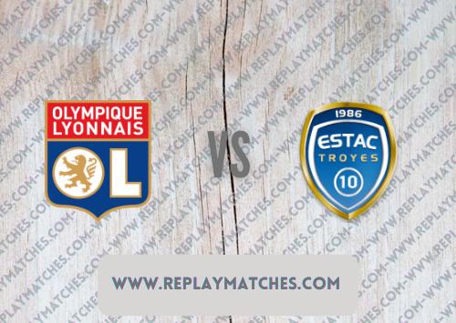 Lyon vs Troyes Highlights 22 September 2021