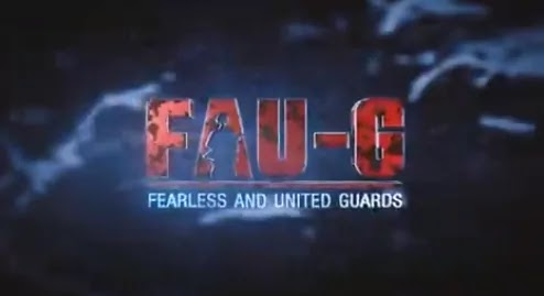 FAUG's first official teaser release take a look