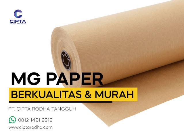 Jual MG Paper Murah Jakarta