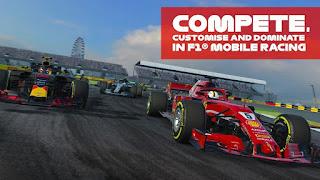 تحميل لعبة f1 race stars