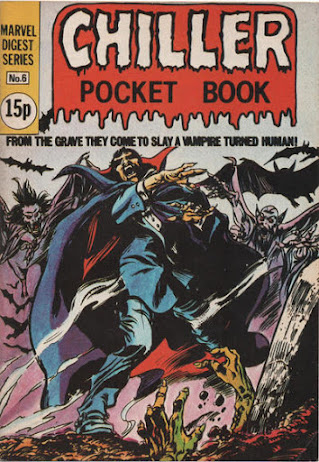 Chiller pocket book #6, Dracula