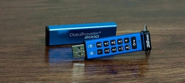 5 USB Dengan Fitur Keamanan Tercanggih