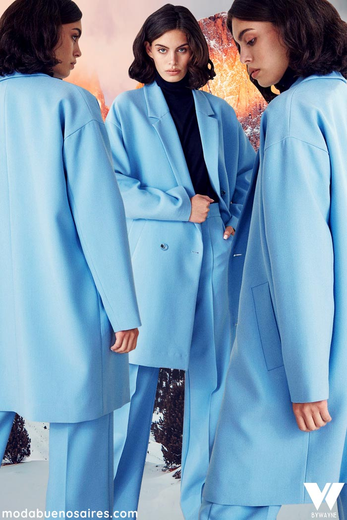 tapados de coleres de moda para mujer invierno 2021