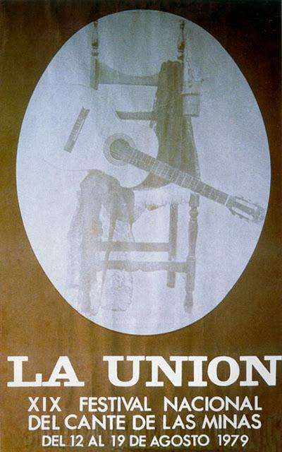 Cartel del Cante de las Minas de 1979