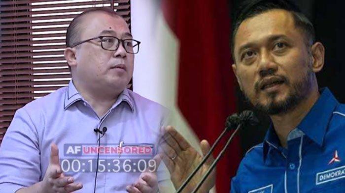 Balas Sindiran AHY, Kubu KLB: Ya Harusnya SBY & AHY Dong yang Minta Maaf ke Jokowi-Moeldoko!