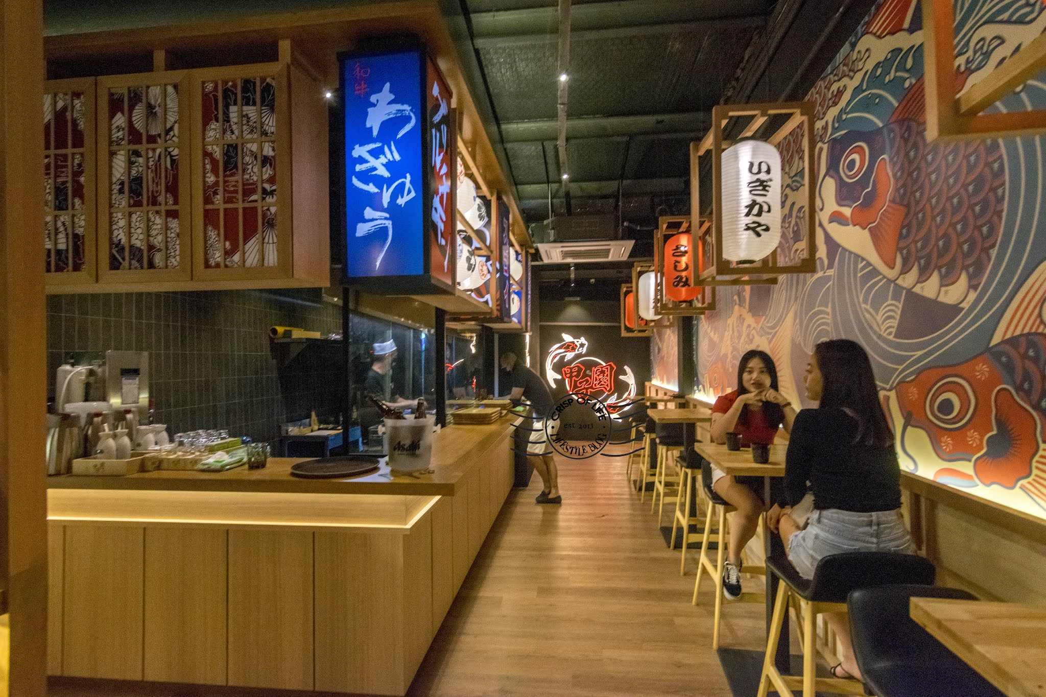 Authentic Japanese Koshien Yakitori Bar 甲子園