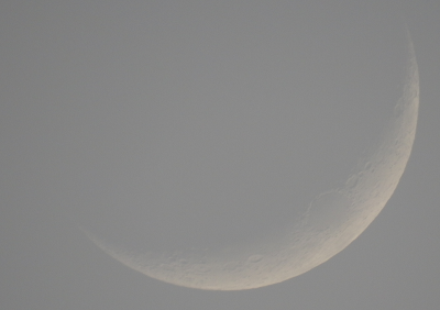 The new moon 10-Apr-2016