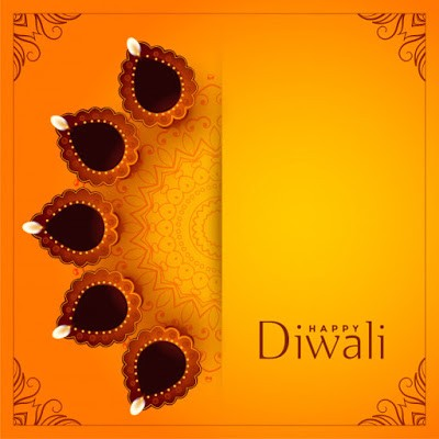 Diwali wishes card images