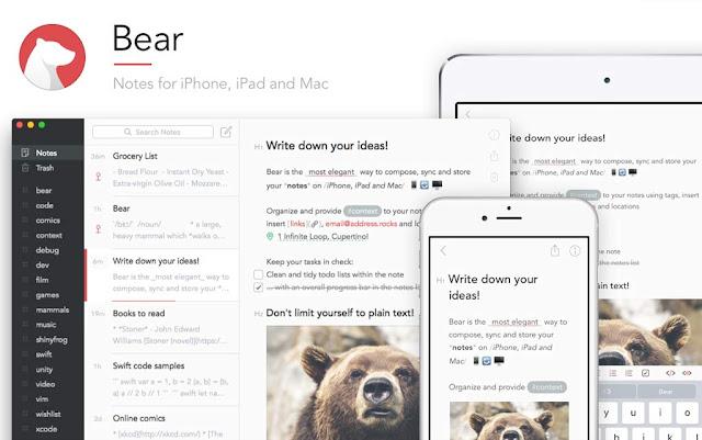تطبيق BEAR