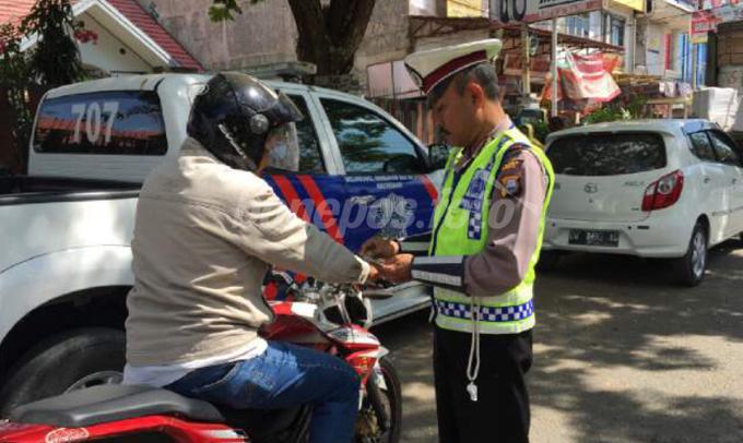 Lengkapi Surat Kendaraan Anda, Mulai Besok Polisi Gelar Operasi Zebra