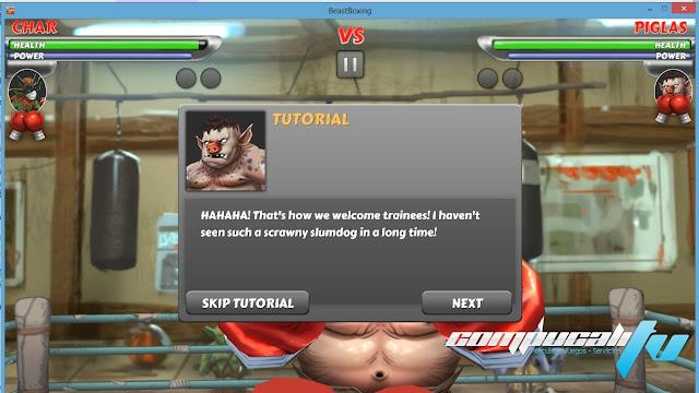 Beast Boxing Turbo PC Full Ingles 2013