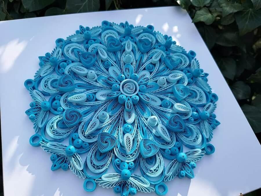 03-Blue-Mandala-Quilling-Branka-Miletić-www-designstack-co