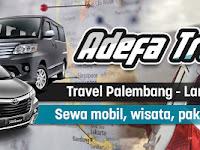Jadwal Travel Adefa Trans Bandar Lampung Palembang