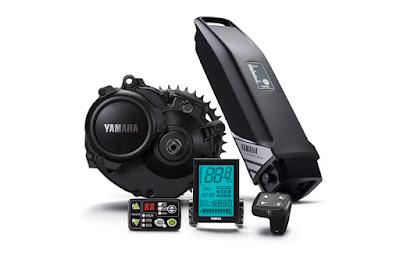 Motor Yamaha PW Series - Biciclick