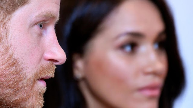 Prince Harry back in UK as exit from royal life duties